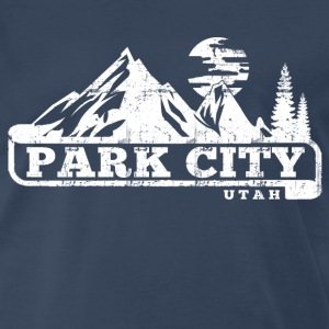 Park City National Park T-Shirts - Men's Premium T-Shirt