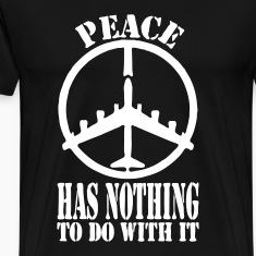 Peace Has Nothing To Do With It