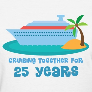 25th Anniversary Cruise Women's T-Shirts - Women's T-Shirt