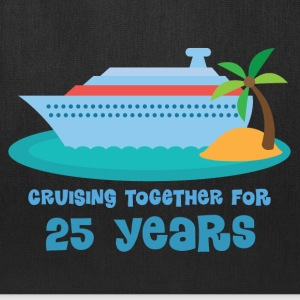 25th Anniversary Cruise Bags & backpacks - Tote Bag