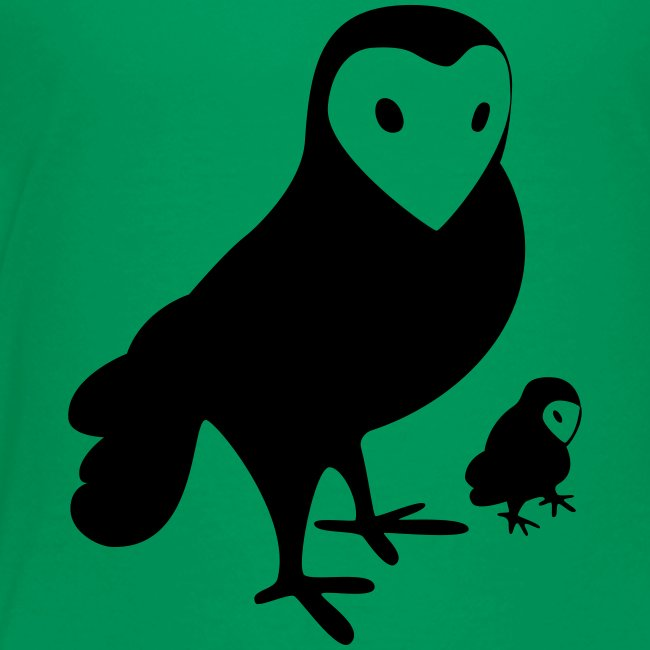 Owl Kids' Tee