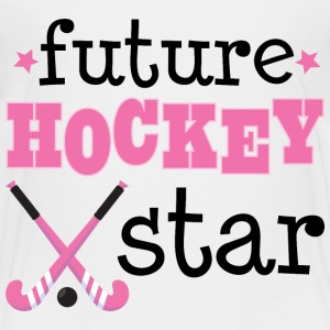 Future Field Hockey Star Baby & Toddler Shirts - Toddler Premium T-Shirt
