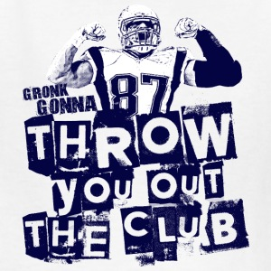 Throw you Out of the CLub! Kids' Shirts - Kids' T-Shirt