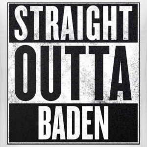 Straight Outta Baden T-Shirts - Men's T-Shirt