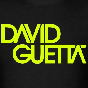 DAVID GUETTA MEN T-SHIRT - Men's T-Shirt