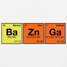 THE BAZNGA ELEMENT Tank Tops