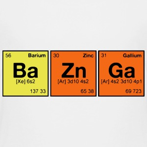 THE BAZNGA ELEMENT Baby & Toddler Shirts - Toddler Premium T-Shirt