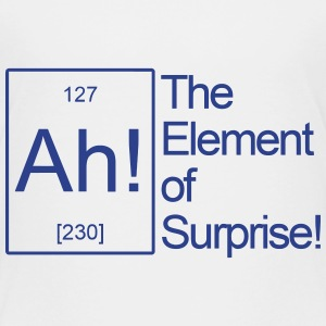 THE AH ELEMENT OF SURPRISE Baby & Toddler Shirts - Toddler Premium T-Shirt