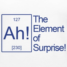 "THE ""AH"" ELEMENT OF SURPRISE Tanks"