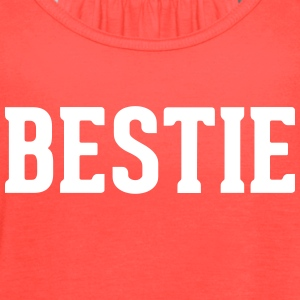 Bestie Tanks - Women's Flowy Tank Top by Bella