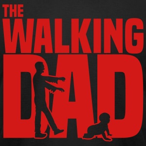 the walking dad T-Shirts - Men's T-Shirt by American Apparel