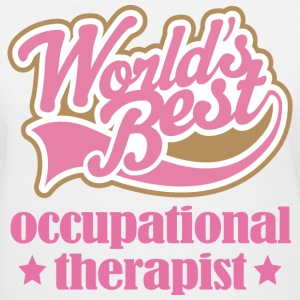 Occupational Therapist gift Women's T-Shirts - Women's V-Neck T-Shirt