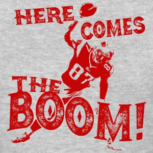boom_red Women's T-Shirts - Women's T-Shirt