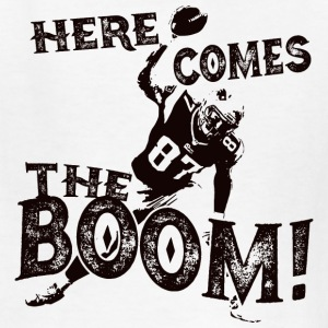 Here Comes The Boom, Gronk Spike Shirt Kids' Shirts - Kids' T-Shirt