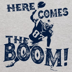 Here Comes The Boom, Gronk Spike Shirt Blue Sweatshirts - Kids' Hoodie