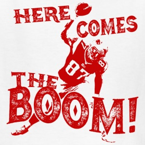 boom_red Kids' Shirts - Kids' T-Shirt
