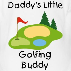 Golfing Golf Course Baby & Toddler Shirts - Short Sleeve Baby Bodysuit