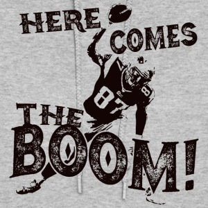 Here Comes The Boom, Gronk Spike Shirt Hoodies - Women's Hoodie