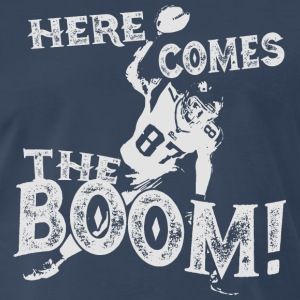 boom_gray T-Shirts - Men's Premium T-Shirt