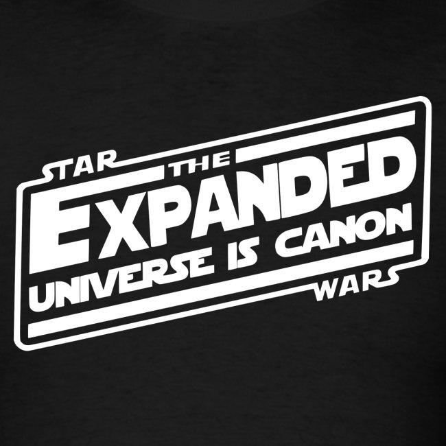 The Expanded Universe Strikes Back