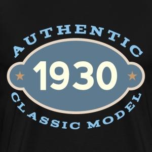 1930 Classic Birthday T-Shirts - Men's Premium T-Shirt