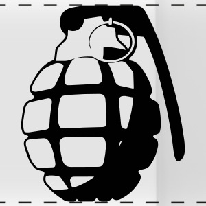Grenade Accessories - Panoramic Mug