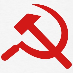 Hammer and Sickle T-Shirts - Men's T-Shirt