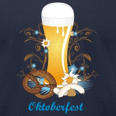 Wheat beer with snack T-Shirts