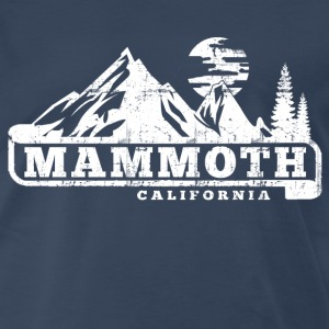 Mammoth California T-Shirts - Men's Premium T-Shirt