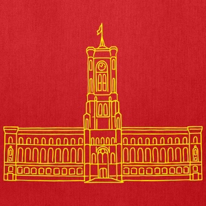 Red City Hall Berlin Bags & backpacks - Tote Bag
