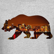 Design ~ Windy City Bear Skyline