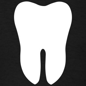 Tooth T-Shirts - Men's T-Shirt