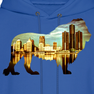 Design ~ Detroit Roar Skyline