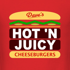 Hot n Juicy - Men's T-Shirt