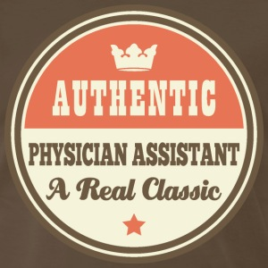 Physician Assistant vintage T-Shirts - Men's Premium T-Shirt