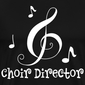 Choir Director Music T-Shirts - Men's Premium T-Shirt