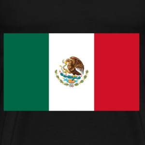 Mexico Flag T-Shirts - Men's Premium T-Shirt