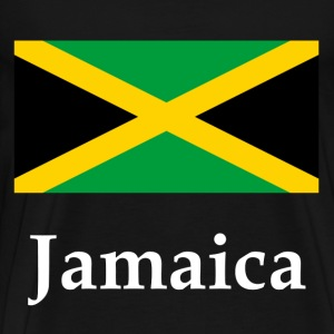 Jamaica Flag T-Shirts - Men's Premium T-Shirt