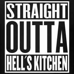 Straight Outta Hell's Kitchen - Men's T-Shirt