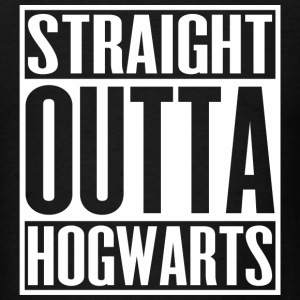 Straight Outta Hogwarts - Men's T-Shirt