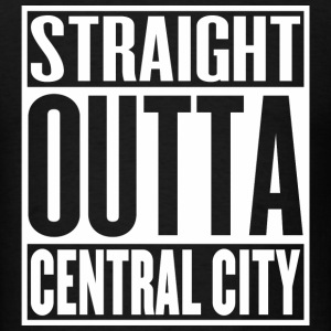 Straight Outta Central City - Men's T-Shirt