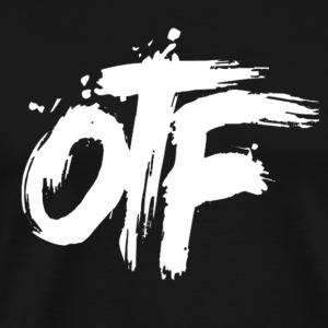 Black Otf Shirt - Men's Premium T-Shirt
