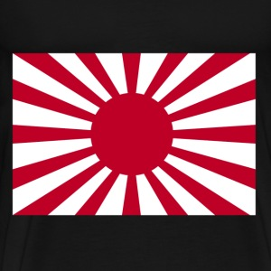 Japan Rising Sun Flag T-Shirts - Men's Premium T-Shirt