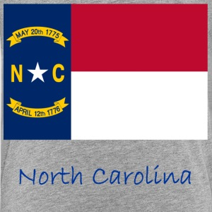 North Carolina Flag And Name  Kids' Shirts - Kids' Premium T-Shirt