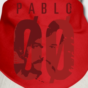 Narcos Logo Back Pablo øø Other - Dog Bandana