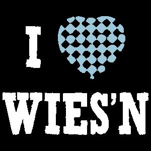 I heart Wies'n - Oktoberfest