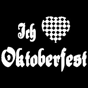 Ich liebe Oktoberfest (I heart)