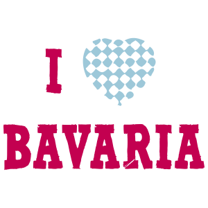 I heart Bavaria - Oktoberfest