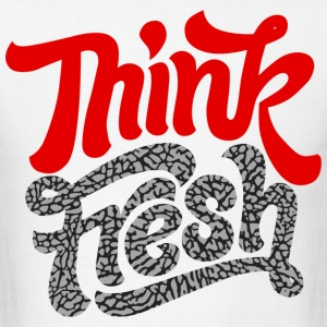 think fresh cement T-Shirts - Men's T-Shirt