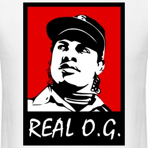 real o.g. T-Shirts - Men's T-Shirt